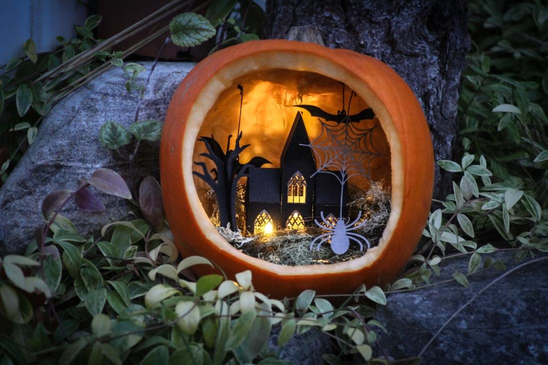 halloween pumkin idea